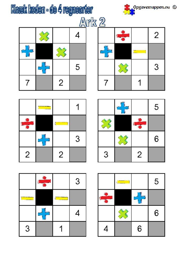 thumbnail of Matematik_knæk_koden_4_regnearter2 (1)