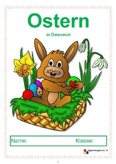 thumbnail of Tysk – Ostern in Österreich – DaF – påske – opgaver – opgavemappen.nu 1.2
