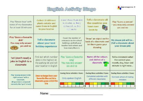 thumbnail of English-Activity-Bingo-1