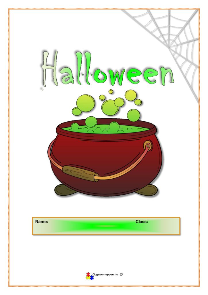 thumbnail of English Themebook Halloween