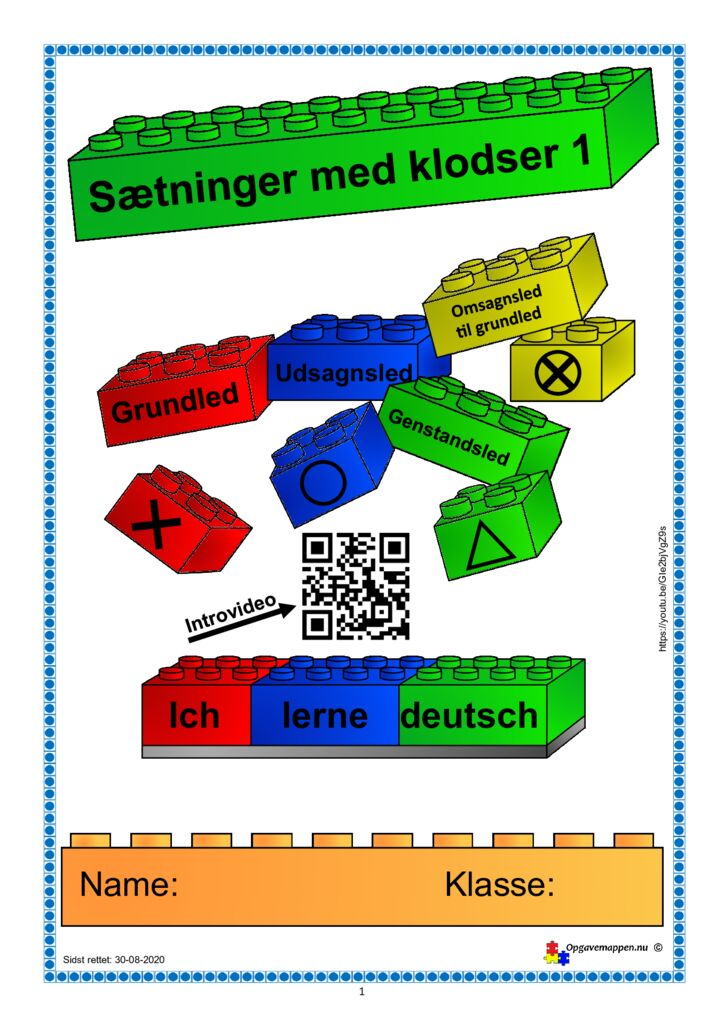 thumbnail of Sætninger med klodser – ver 2.0 – opgavemappen.nu.pub