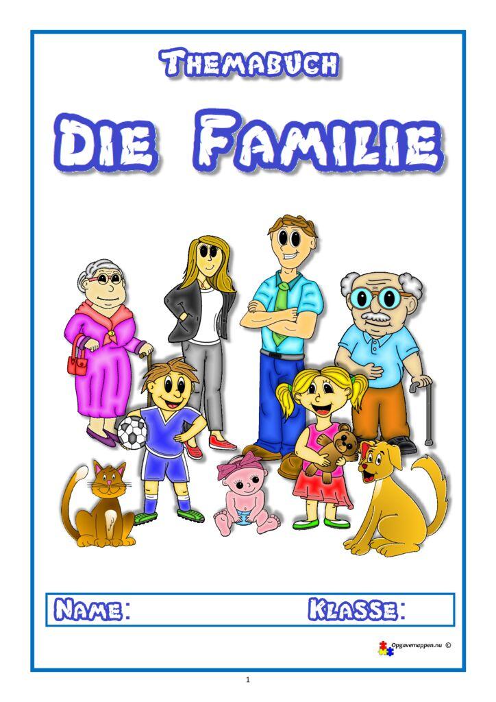 thumbnail of Die Familie – version 2.1 – opgavemappen.nu
